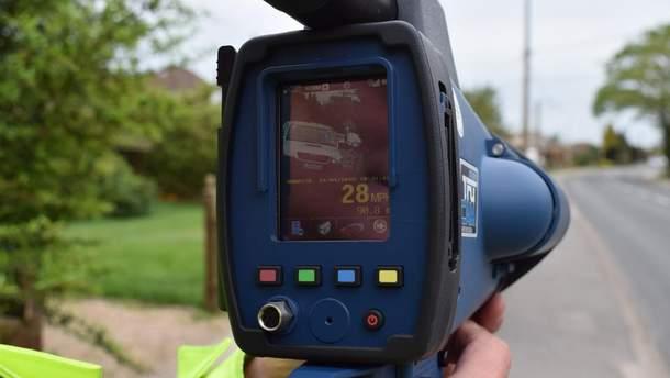 TruCAM – вимірювач швидкості автівок
