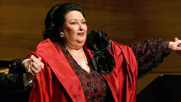 УБарселоні прощаються злегендою оперної сцени Монсеррат Кабальє