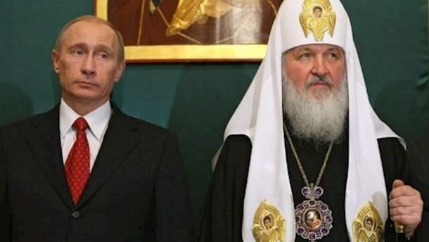 РПЦ играет на раскол