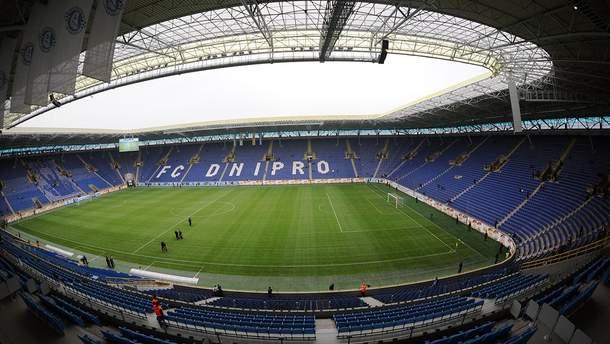 """""""Приватбанк"""" планує продати стадіон """"Дніпро-арена"""" та тренувальну базу клубу: названо суму"""