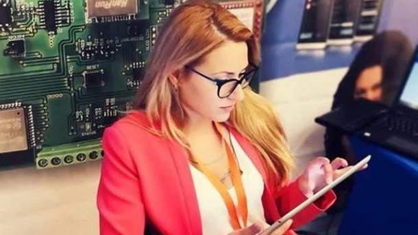 Вбита журналістка Вікторія Марінова