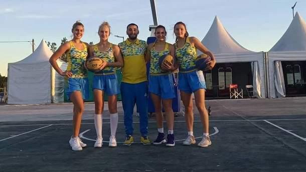 Жіноча збірна України U-18 з баскетболу 3х3