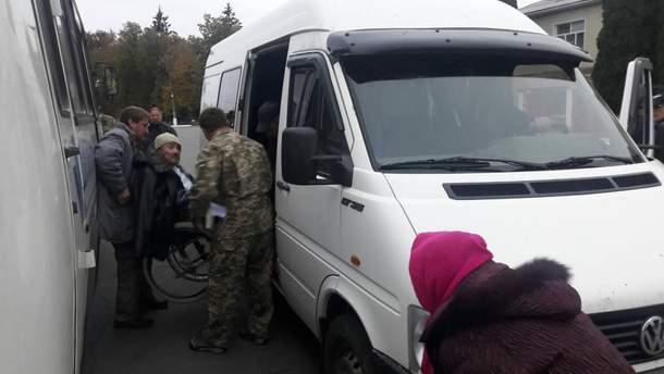 Эвакуация в Ичне-за взрывов на военных складах 9 октября 2018