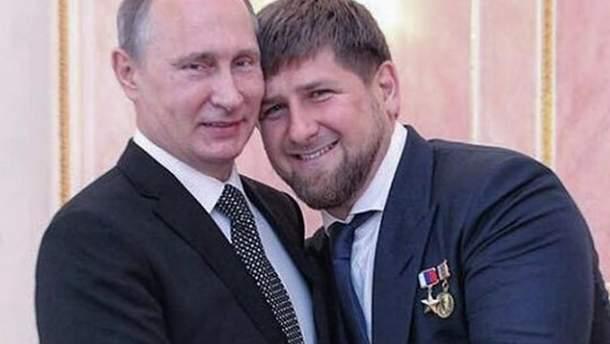 Футбол и политика. Как Путин и Кадыров попали в сборную Украины