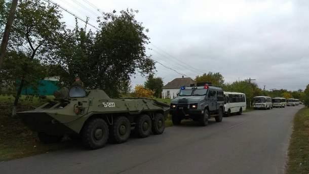 У поліції заявили, що 14 сіл на Чернігівщині треба евакуювати