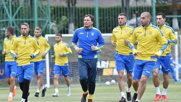 Италия – Украина: анонс  матча