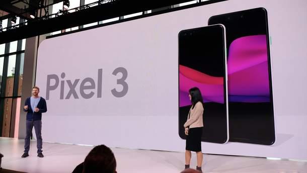 Google Pixel 3 та Google Pixel 3 XL: характеристики і ціна