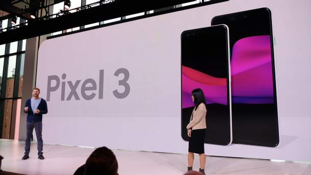 Google Pixel 3 и Google Pixel 3 XL: характеристики и цена