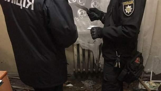 У поліції заявили, що кваліфікували напад на квартиру Мазура як замах на вбивство