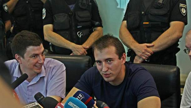 Сергей Мазур