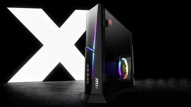 MSI Trident X: характеристики, цена