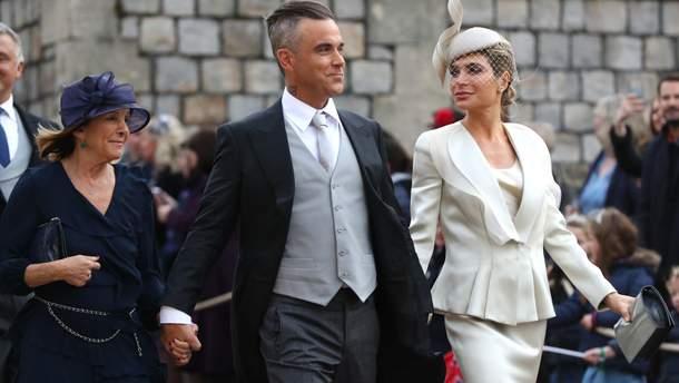 Первые гости на свадьбе принцессы Евгении Йоркской и Джека Бруксбенка