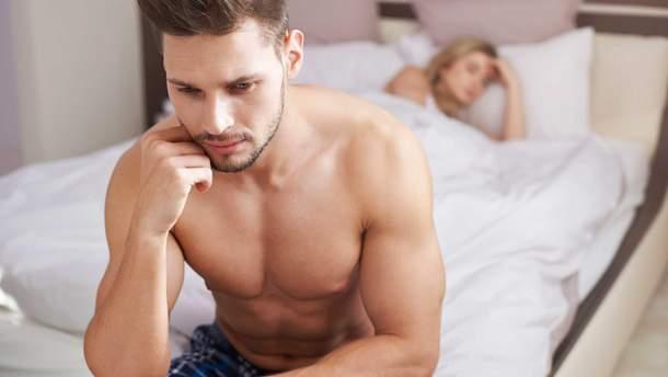Установили неизвестное ранее причину импотенции у мужчин