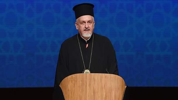 Митрополит Гальський Еммануїл висловлює сподівання на об'єднання православних церков в Україні