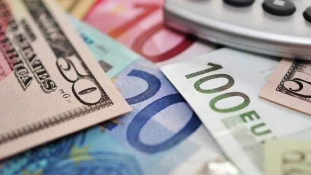 Курс валют НБУ на 16 жовтня