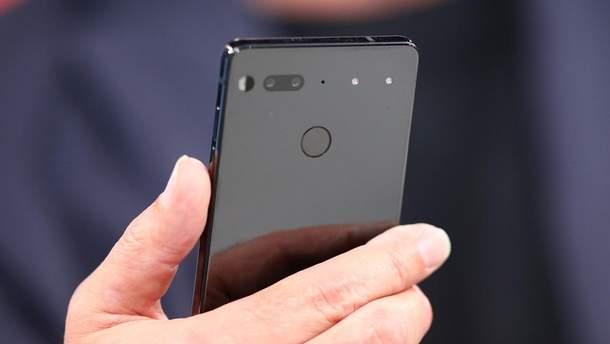 Essential работает над новым невероятным смартфоном
