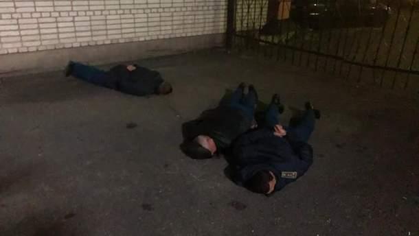 "Затримання начальника митного посту ""Рава-Руська"""