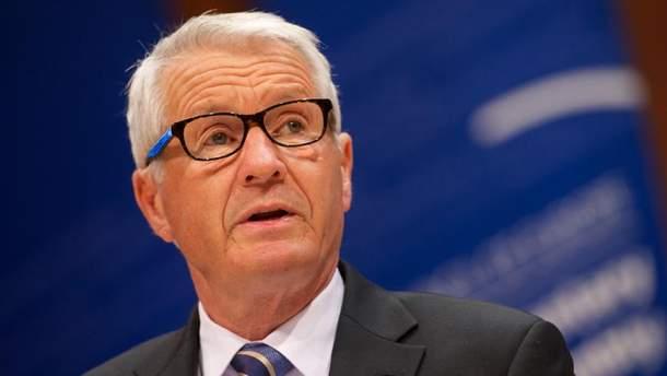 Ягланд розповів про співпрацю Ради Європи і Росії