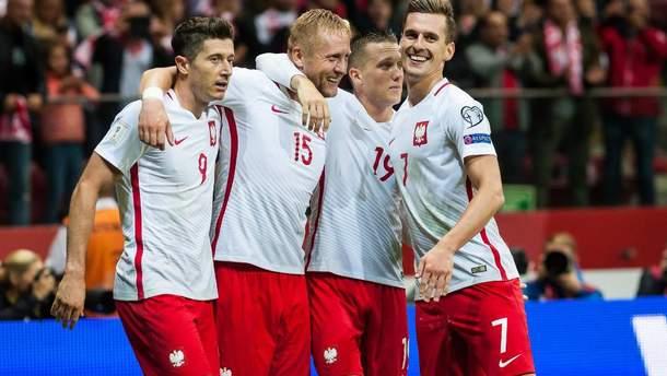 Польща – Португалія дивитися онлайн