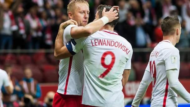 Польша на своем поле проиграла Португалии в Лиге наций: видео голов