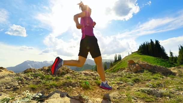 Чем полезен бег по неровной поверхности