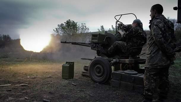 Доба на Донбасі: 27 обстрілів з боку бойовиків, втрат серед воїнів ОС немає