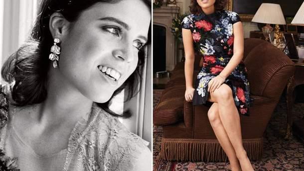Принцеса Євгенія для Harper's Bazaar US в об'єктиві Алекса Брамалла