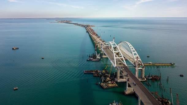 Крымский мост может рухнуть в любой момент: эксперт назвал причину