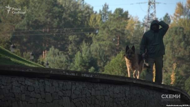 """Державний ліс і водойми біля """"маєтків Злочевського"""" лишаються, як і за Януковича, недоступними"""
