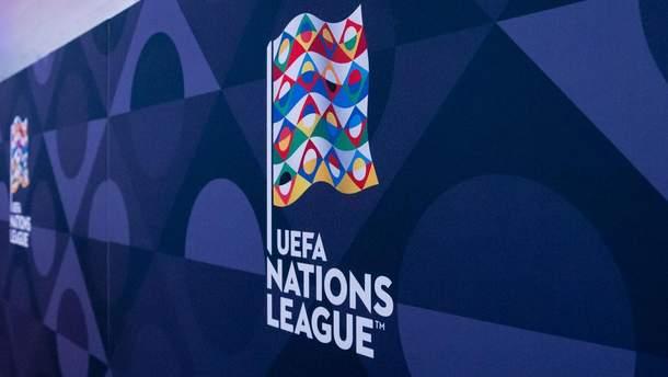 Лига наций: видео голов и результаты матчей 15 октября
