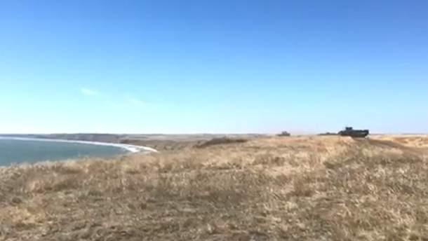 """Под Мариуполем прошли масштабные военные учения """"Маневренная оборона"""""""