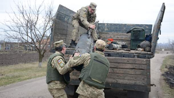 Около 30% территории Украины требует разминирования