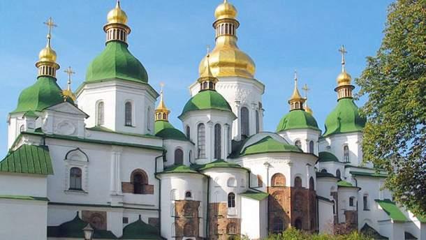 Історія православної церкви в Україні у короткому мультику