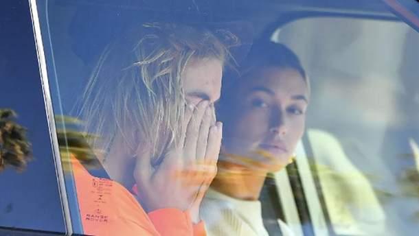 Джастін Бібер плакав від новини про госпіталізацію Селени Гомес