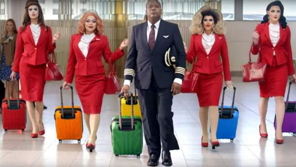 Virgin Atlantic анонсировала прайд-рейс