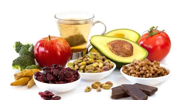 Що таке антиоксиданти