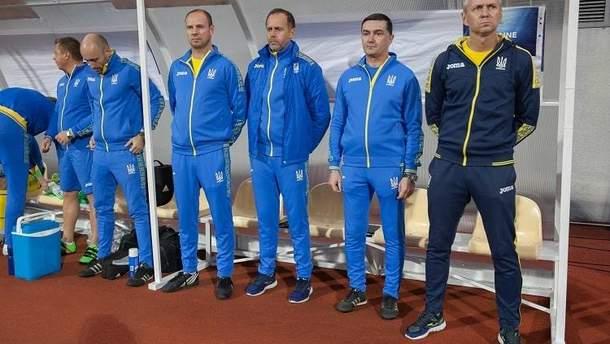 Збірна України U-21 перемогла Шотландію U-21