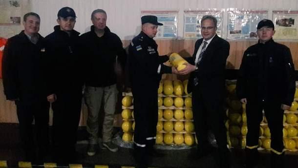 У Німеччині виділили для України обладнання для подолання надзвичайної ситуації у Ічні