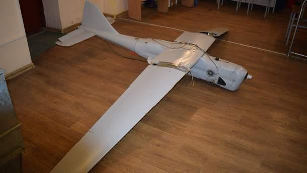 Украинские военные сбили российский беспилотник на Луганщине