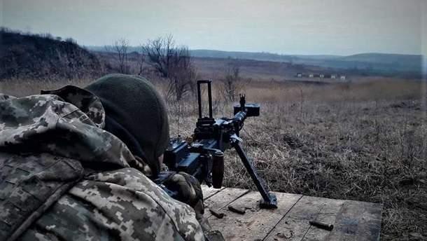 Окупанти цинічно обстріляли населені пункти на Донбасі, – штаб ООС