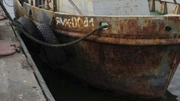 """Украинский моряк с судна """"ЯМК-0041"""" уже в Украине"""