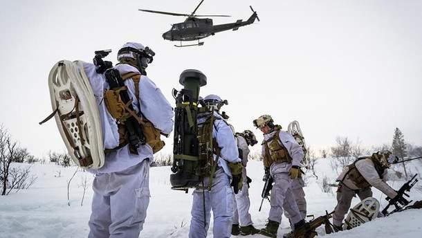 Россия совершает провокации против морпехов НАТО