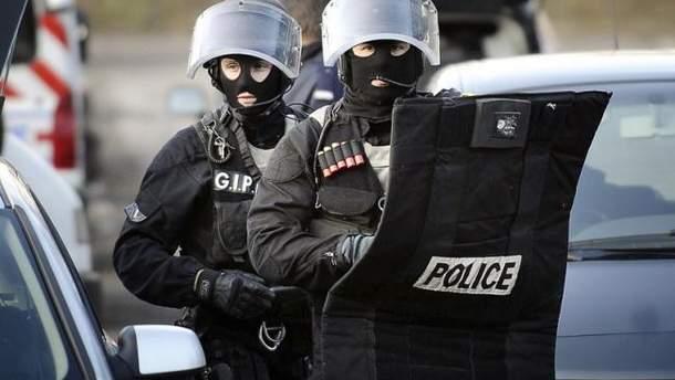 Поліція Парижу