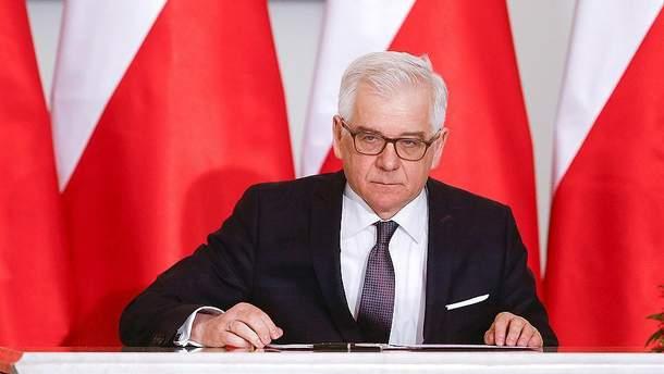Санкции против России надо вводить более эффективно, – МИД Польши