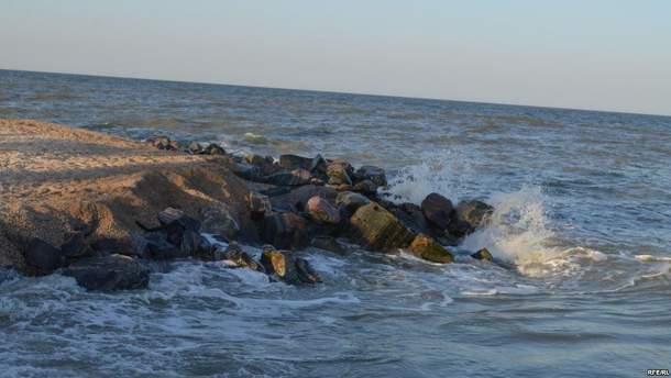 У Азовському морі неподалік Бердянська стався землетрус магнітудою 4,3 бала