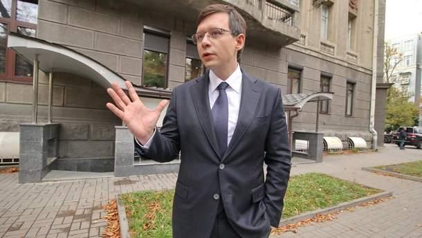 """7 листопада екс-""""регіонал"""" Мураєв запускає телеканал """"Наш"""", – ЗМІ"""