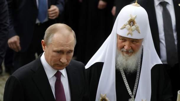 За крок до Томосу: що стоїть за істеричним ультиматумом Кирила (Гундяєва)