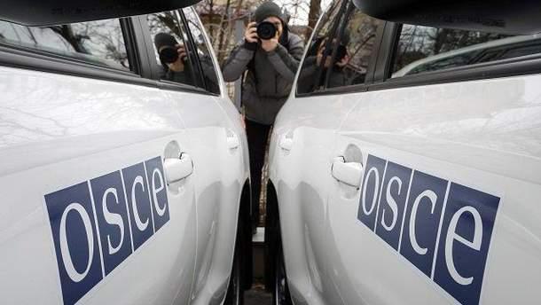 ОБСЕ не пустили в 4 населенных пункта
