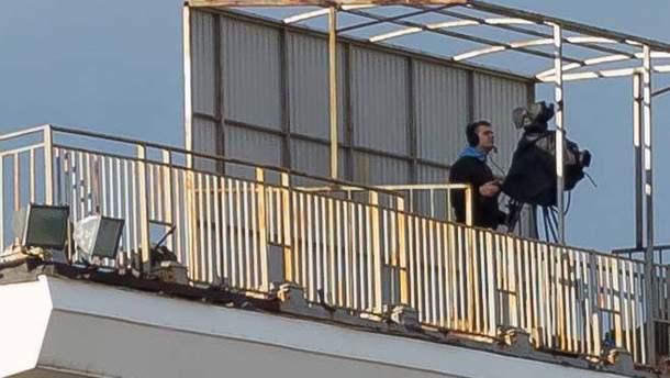 """Снайпер на футболі: в окупованому Луганську відбувся """"Кубок чемпіонів"""""""