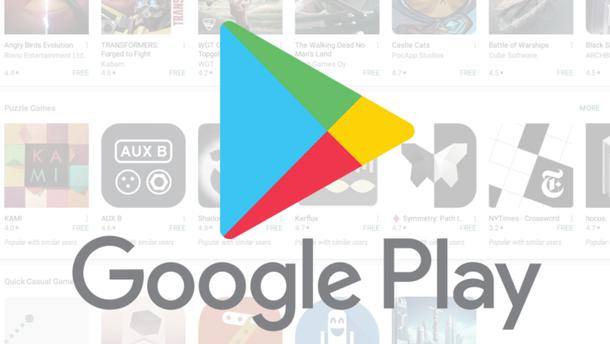 В сети появился троян, который имитирует работу сервиса Google Play
